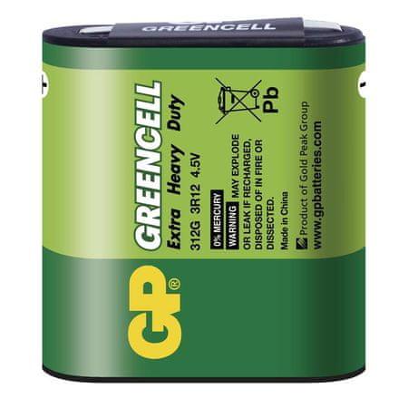 GP baterija 312G, 1 kos, folija