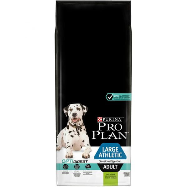 Purina Pro Plan Large Adult Athletic Sensitive Digestion 14kg