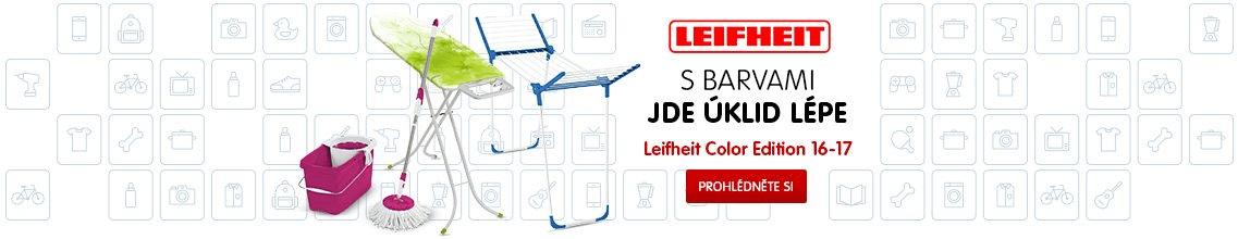 Nová barevná edice od Leifheit