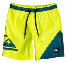 Quiksilver New wave youth 15 B Safety Yellow