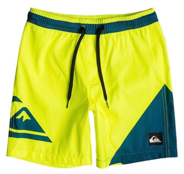 Quiksilver New wave youth 15 B Safety Yellow L/14