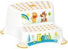 "keeeper Dvojstupienok k WC/umývadlu ""Winnie Pooh"""