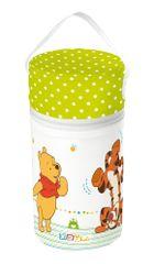 """keeeper Termoobal na láhev """"Winnie Pooh"""", bílá"""