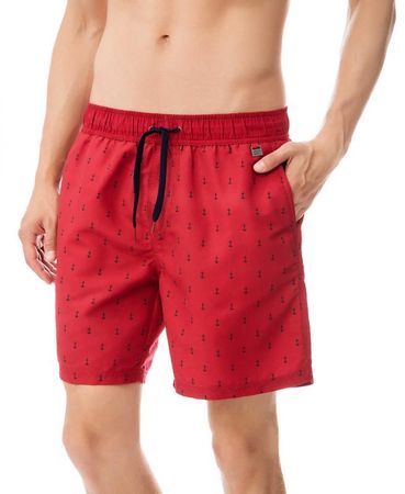 Timeout férfi fürdőruha S piros  568ddba21b