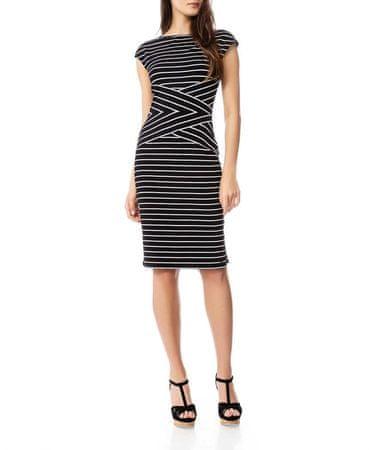 Timeout dámské šaty XS černá  74fc1e182b