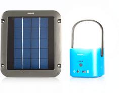 Philips Solárny LED lampáš