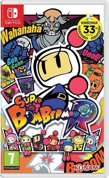 Nintendo Super Bomberman R / Switch
