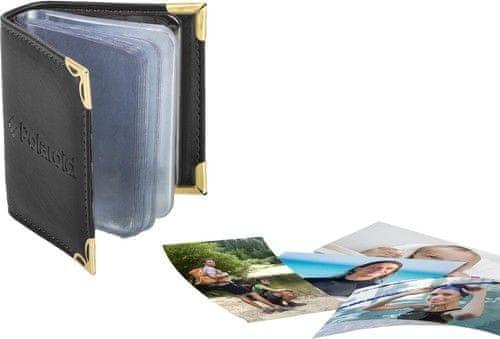 "POLAROID Album na instantní fotografie 2 x 3"" Black"