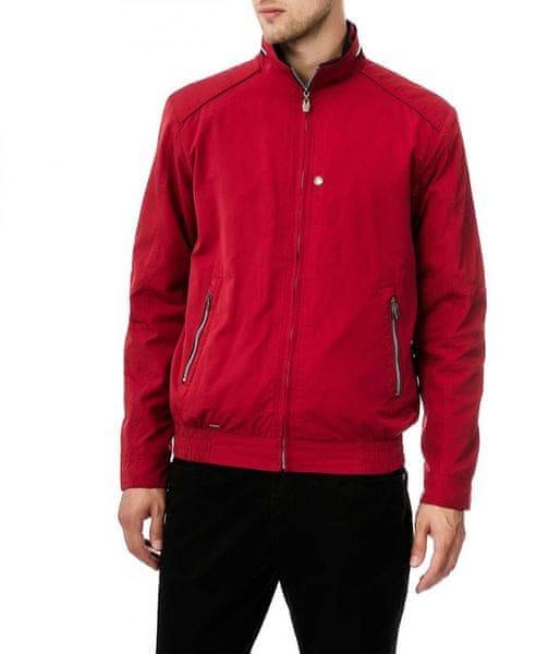 Timeout pánská bunda XL červená
