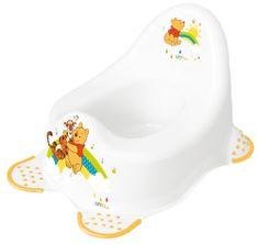 """keeeper Detský nočník hrací """"Winnie Pooh"""""""