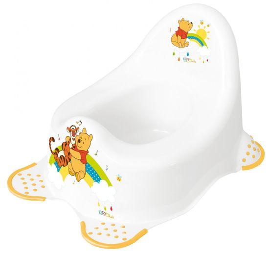 keeeper nočník hrací Winnie Pooh bílá