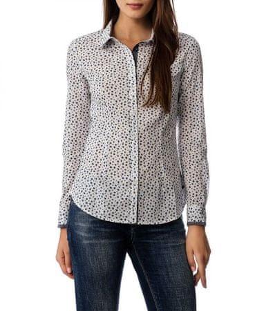 Timeout dámská košile XS bílá  ae2220318d