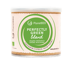 PlanetBIO Perfectly Green mešanica, 90 g