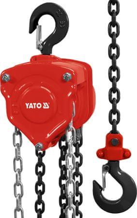 YATO ręczny wciągnik łańcuchowy (YT-58951)