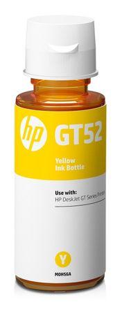 HP črnilo v steklenički GT52, rumeno (M0H56AE)