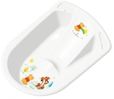 "OKT Anatomická dětská vanička ""Winnie Pooh"", bílá"