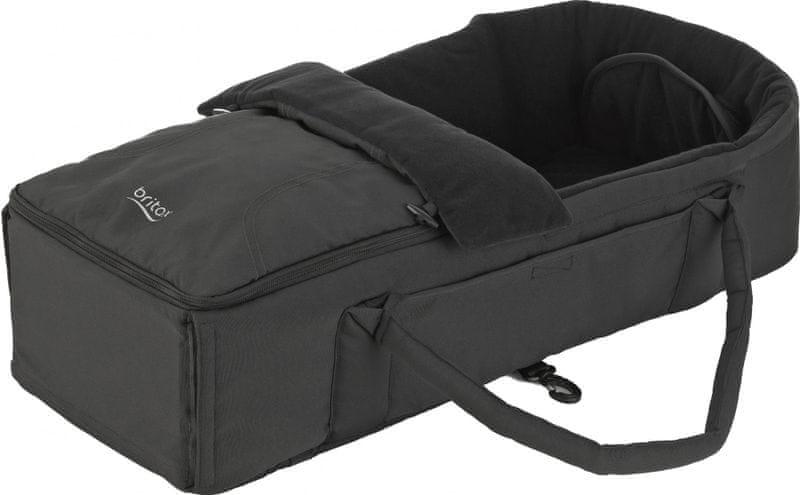 Britax Měkká hluboká korba - přenosná taška, Cosmos Black