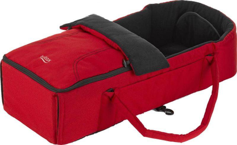 Britax Měkká hluboká korba - přenosná taška, Flame Red