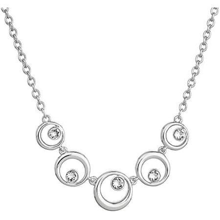 Evolution Group Elegantný náhrdelník Shine Luxus 52013.1