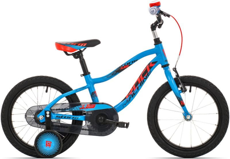 "Rock Machine 16"" Storm 16 blue/red/black 2017"