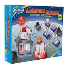 ThinkFun Laser Maze Jr. Társasjáték - Magyar nyelvű