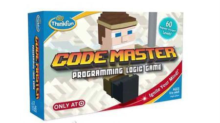 ThinkFun Code Master társasjáték - Magyar nyelvű