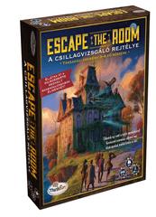 ThinkFun Escape the Room - A csillagvizsgáló rejtélye Társasjáték - Magyar nyelvű