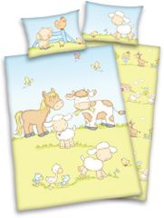 Herding otroška posteljnina Jana Farm