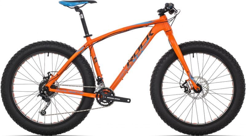 "Rock Machine 26"" Avalanche 30 orange/blue/black 2017 19"""