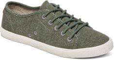 Roxy ženski čevlji Memphis J, olivno zeleni
