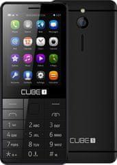 CUBE1 F300, černý