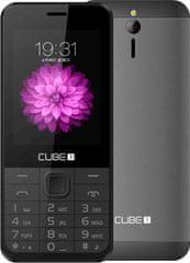 CUBE1 F400, černý