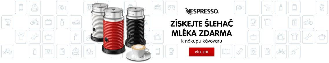 Nespresso slehac zdarma