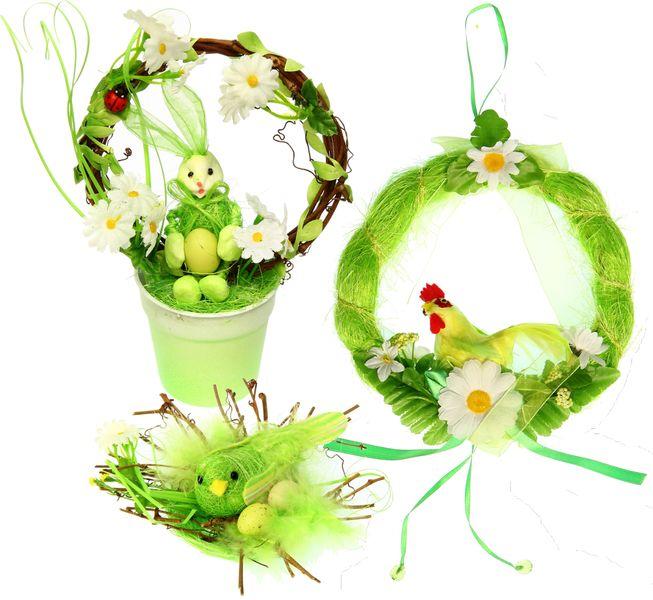 Seizis Set květníček, ptáček, věneček