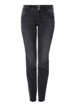 s.Oliver dámské jeansy 38/30 tmavo sivá