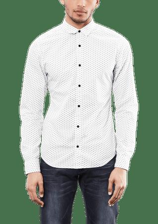 s.Oliver pánská košile L biela