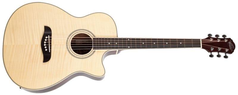 Oscar Schmidt OACEFN Elektroakustická kytara