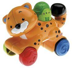 Fisher-Price Gepard na kółkach N8162