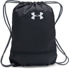 Under Armour Team Sackpack Black Silver White