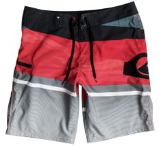 Quiksilver Slash logo vee 20 M Black