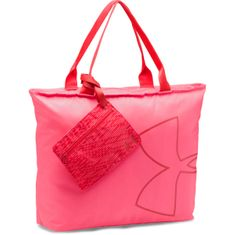 Under Armour torba Big Logo Tote, roza