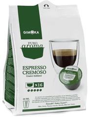 Gimoka Dolce Gusto Espresso Cremoso 4x 16 ks