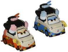 Cars Kolekcia auto 2 ks Okuni a Shigeko