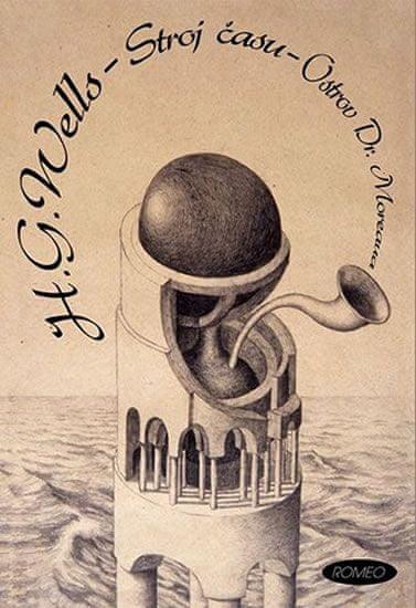 Wells H. G.: Stroj času / Ostrov Dr. Moreaua