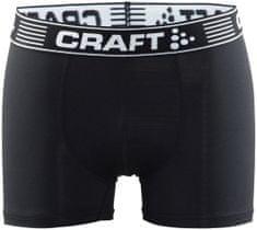 Craft Boxerky Greatness Bike Černá