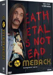 Kompletní kolekce COMEBACK (12 DVD)   - DVD