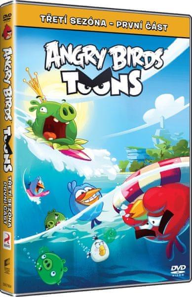 Angry Birds Toons - 3. série 1. část - DVD