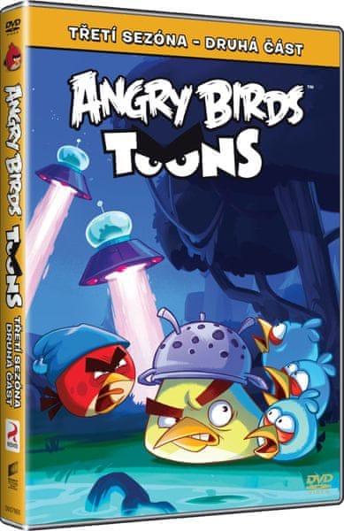 Angry Birds Toons - 3. série 2. část - DVD