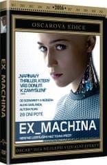 Ex Machina (edice Oscar)   - DVD