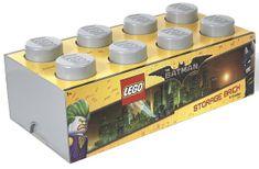 LEGO® Batman úložný box 250 x 500 x 180 mm - šedá